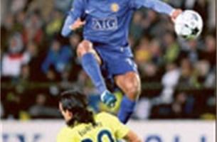 Villarreal en United door na gelijkspel in Champions League