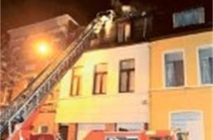 Mortsels gezin van vier op straat na hevige woningbrand