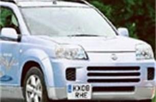 Nissan ontwikkelt auto met brandstofcel
