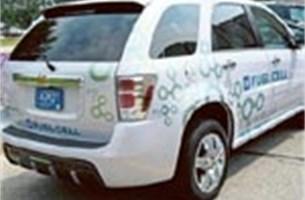 Testrit met de Chevrolet Equinox Fuel Cell