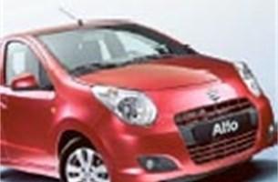 Suzuki lanceert in 2009 nieuwe Alto