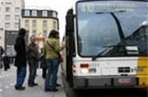 Antwerpen koploper inzake agressie op  bussen