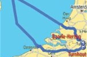 Mappy stuurt je over zee naar Baarle-Hertog