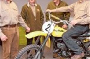 Motorhelden verzamelen in Hulshout