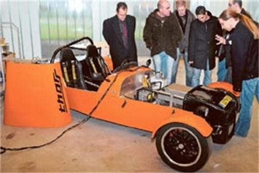KHLim wil elektrische auto opladen in 10 minuten