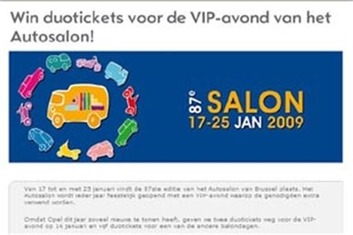 Win VIP-tickets voor het Autosalon van Brussel!