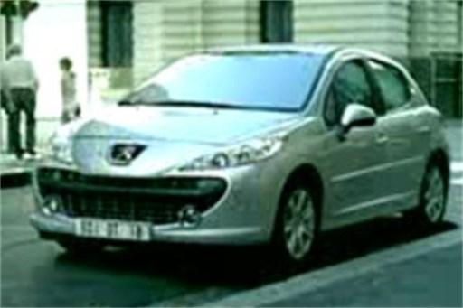 Peugeot 207 meest verkochte personenwagen in 2008