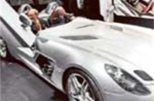 Eén Belg bezit exclusieve Mercedes van 1,2 miljoen