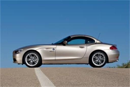 Autosalon 2009: Vroege lente met nieuwe BMW Z4