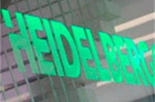 HeidelbergCement maakt 30 procent meer winst