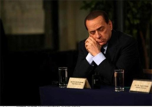 Berlusconi reageert 'met groot verdriet' op dood Eluana