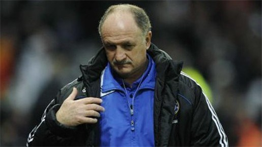 Scolari krijgt 17 miljoen euro oprotpremie