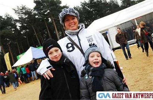 Bekijk hier de foto's van de GvA-trofee in Lille!