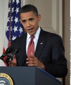Obama vraagt snelle goedkeuring economisch herstelplan