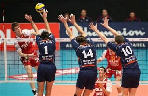 Maaseik niet opgewassen tegen topploeg in CL volleybal