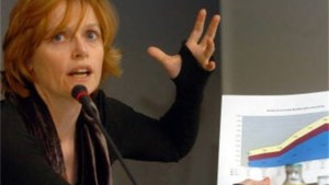 Adelheid Byttebier verlaat de politiek