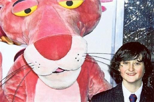 Jonge Belg in 'The Pink Panther 2'