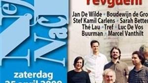 Ook Sarah Bettens, Luc De Vos en Buurman op Nekka-nacht