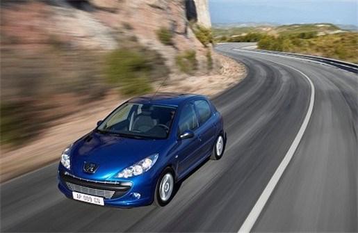 Peugeot 206   nog onweerstaanbaarder