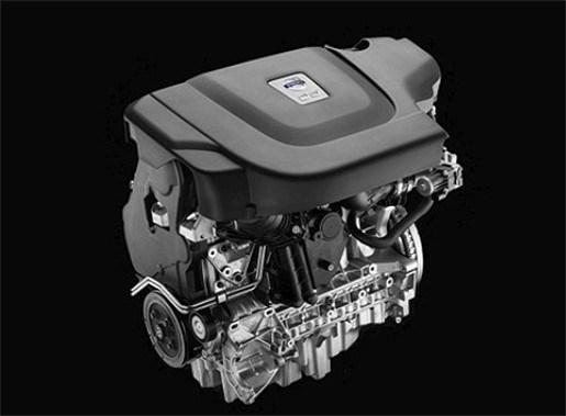 Volvo versterkt dieselaanbod met nieuwe vijfcilinders