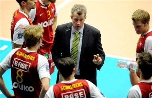 Maaseik uitgeschakeld in CL volleybal