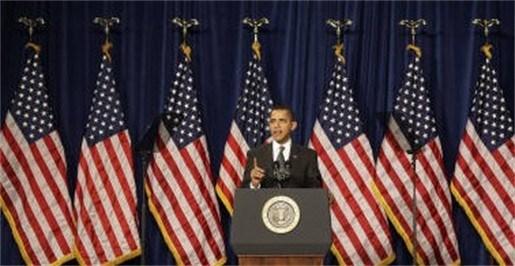 Obama pompt 75 miljard dollar in huizenmarkt