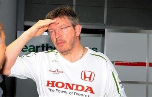 """Ross Brawn neemt F1-team Honda over"""