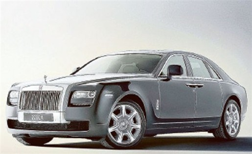 Rolls-Royce lanceert vierde model