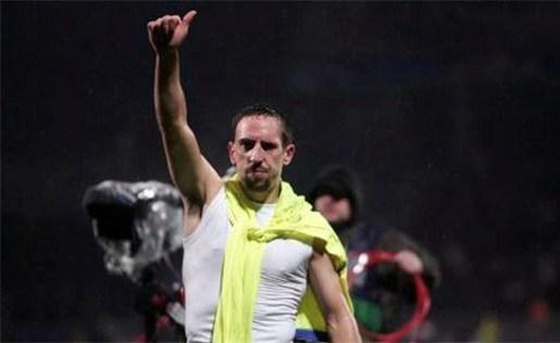 """""""Barça wil Franck Ribéry voor 30 miljoen plus Alexander Hleb"""""""