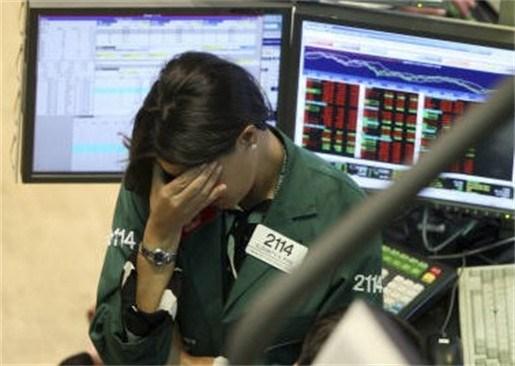 Aandelenbeleggers zijn al 10,9% kwijt in 2009