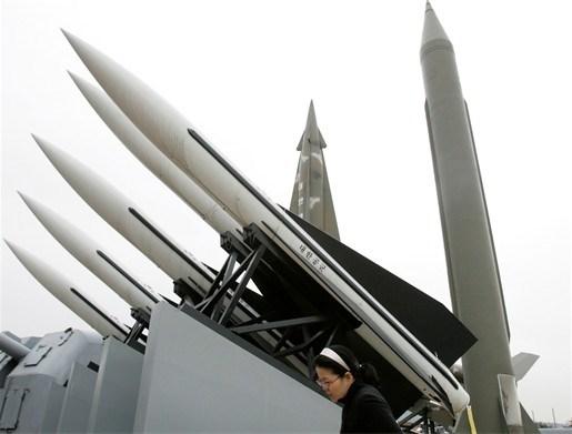 Zuid-Korea waarschuwt noorden voor rakettest