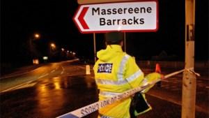 Real IRA eist aanslag op legerkazerne op