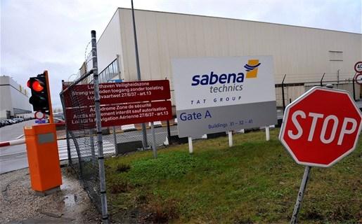 Personeel Sabena Technics opnieuw aan het werk