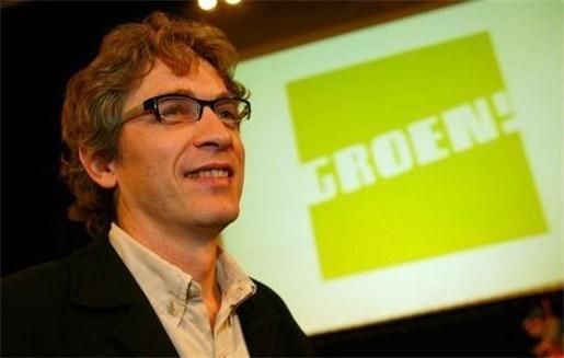 Jos Stassen (Groen!) opgepakt bij protestactie in Doel