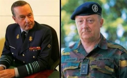 Delcour volgt Van Daele op als Chef Defensie