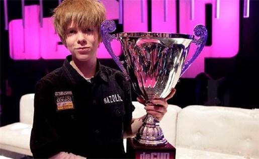 Thomas Cerpentier uit Verrebroek wint 'De Cup'