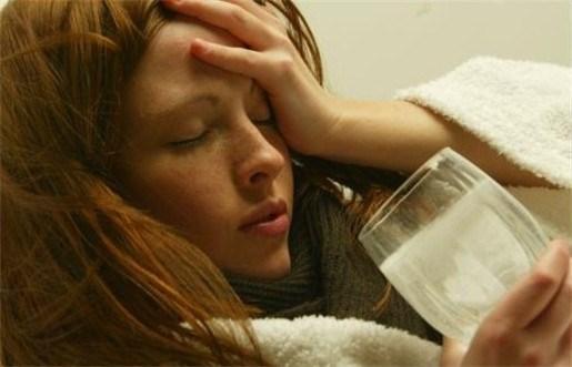 Meer kans op migraine bij warme dagen