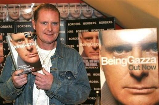Paul Gascoigne overleefde drie harstilstanden en zelfmoordpoging
