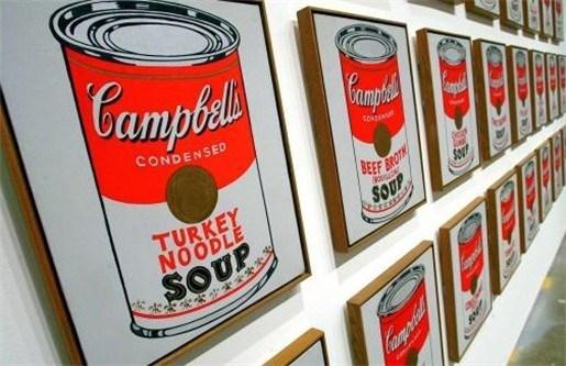 Andy Warhol en ander pop-art komt naar Herentals
