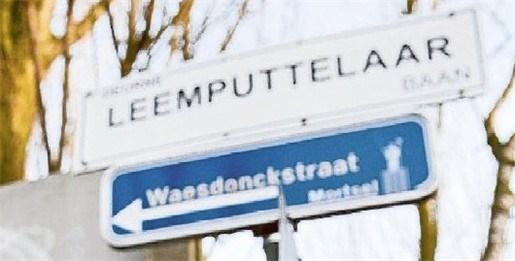 Nieuw straatnaambord zorgt voor verwarring