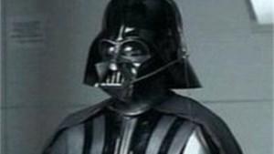 Darth Vader lijdt aan prostaatkanker