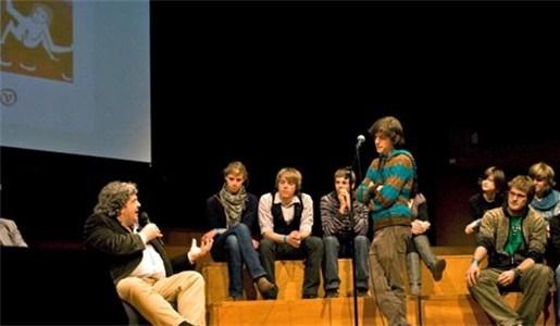 Inktaap geeft jongeren een literaire stem