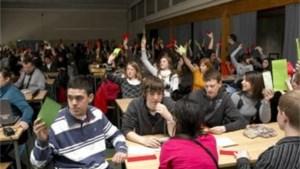 Sint-Maartenschool verwelkomt internationaal gezelschap