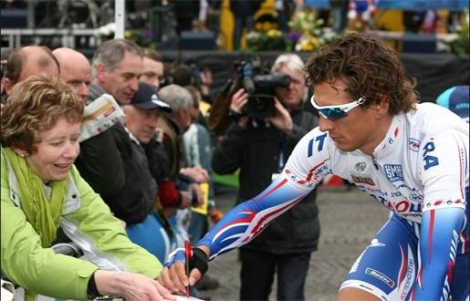 """Pozzato: """"Tom Boonen was de sterkste man in de koers"""""""