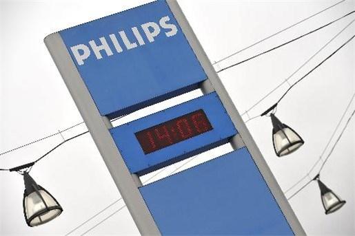 Mogelijk sociaal plan voor Philips Turnhout