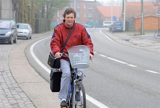 Nieuw vrijliggend fietspad naar Brecht