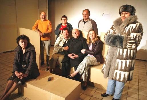 Toneelvereniging 't Zandtheater viert vijftiende verjaardag
