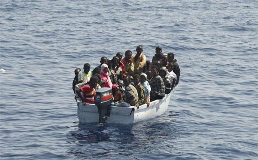 Crisis hertekent migratiestromen