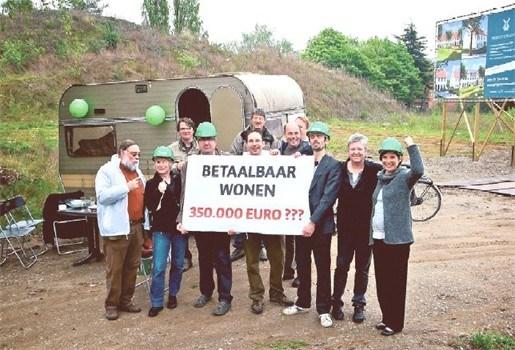 Oppositie noemt 350.000 euro 'duur'