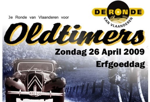 Ronde van Vlaanderen voor oldtimers
